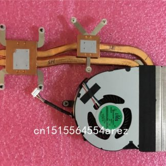 Original laptop Lenovo B5400 CPU Cooling Fan, Heatsink Assembly Radiator Cooler 3QBM5TMLV30 3A