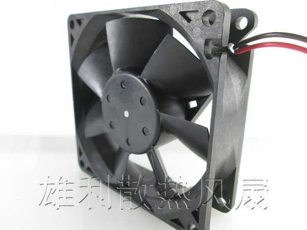 Free delivery.8025 8CM 24V fan inverter industrial computer medical equipment fan M33407-16G