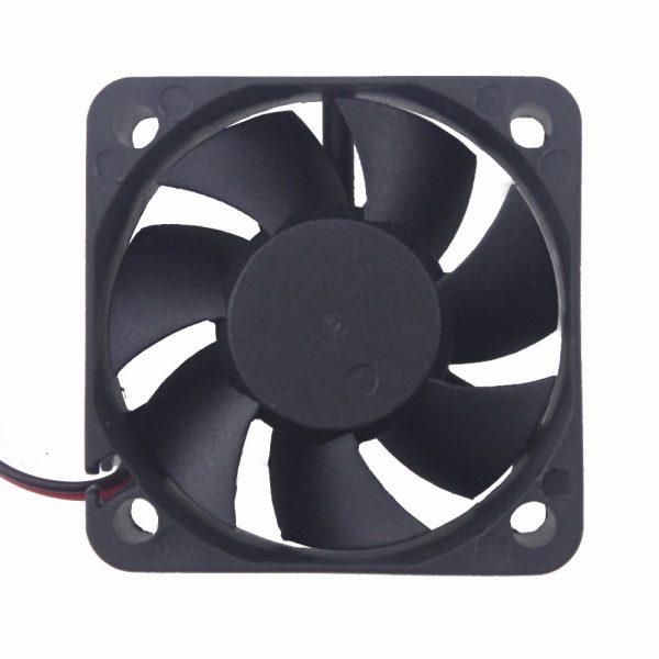 Gdstime 5 Piece High Speed 12V 50x50x20mm 5020 Ball Bearing 5cm DC Industrial Motor Equipment Case Cooling Fan 50mm x 20mm