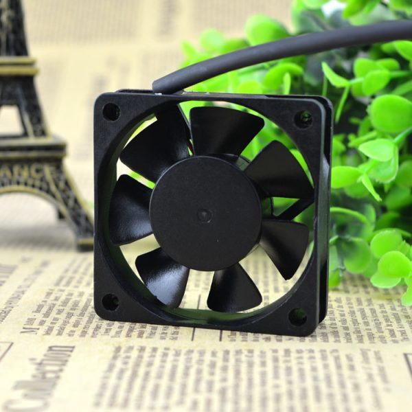 Free Delivery. 6015 0.11 A 6 cm AD0612MB - D70GL DC12V power supply chassis cooling fans