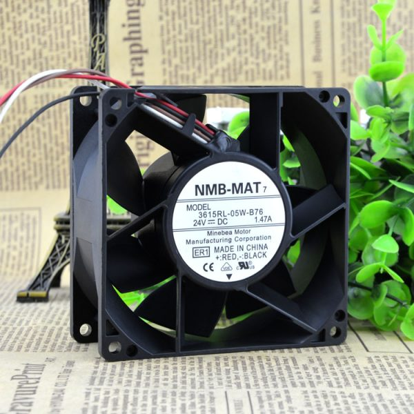 Free Delivery. 3615 rl - 05 w - B76 9038 24 v A 9 cm / 1.47 cm The inverter fan