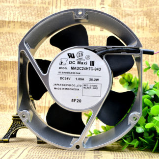 New original MADC24H7C-943 24V 1.05A inverter fan