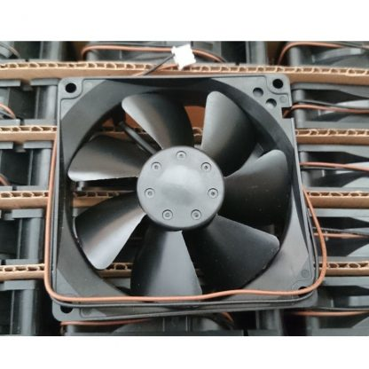 NMB 9025 90mm 3610KL-04W-B10 12V DC 0.08A 2wire axial silent case Cooling Fan