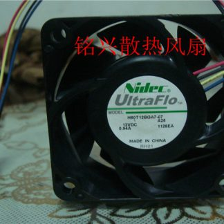 New original Nidec 12V 0.94A 3Y12DA H60T12BGA7-07 60 * 60 * 25mm cooling fan