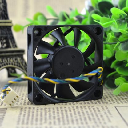 SSEA New CPU cooling fan for Delta AFB0612VHC PWM double ball bearing 60x60x15mm 12V 0.36A 4-pin
