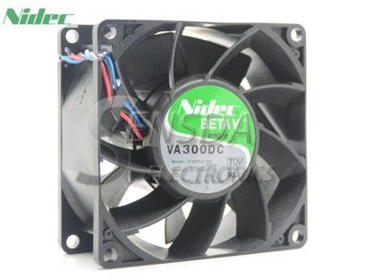 NIDEC VA300DC v35072-58 8cm 80mm 80*80*38mm 8038 12v 1.1A server fan