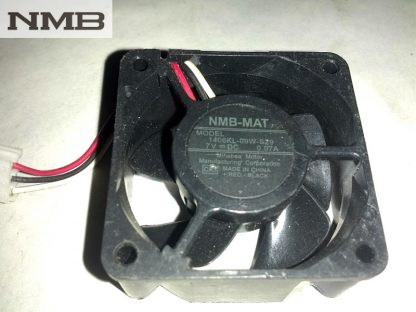 NMB 1406KL-09W-S29 3.5CM 3515 DC 7V 0.07A third line server inverter cooling fan