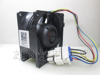 Nidec 8cm V80E14MS2A3-57A611 8038 13.6V 0.16A 4wire Cooling Fan V80E14MS2A3-57