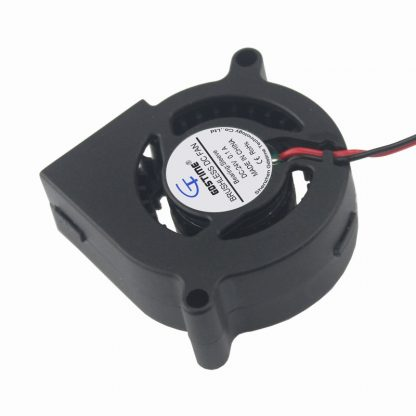 Gdstime 5 Pcs Good Quality DC 24V 50mm Blower Fan 50x50x20mm 1.97 inch 5cm PC Cooler Centrifugal Turbo Fan 5020 CPU Cooling Fan