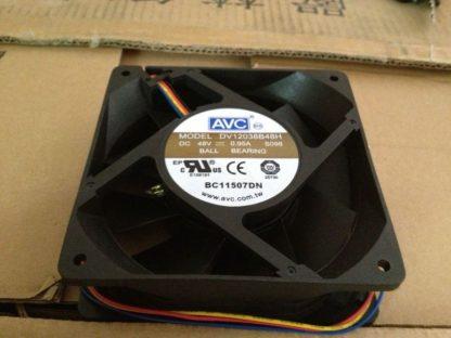 AVC 12CM DV138B48H 138 48V 0.95A cooling fan