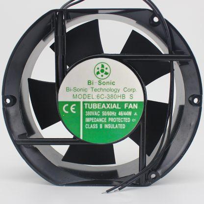 6C-380HB S AC380V High-power cooling fan for Bi-Sonic 17cm Gale volume