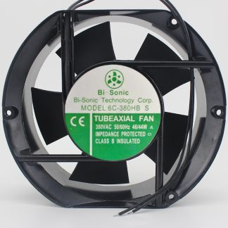 6C-380HB S AC380V High-power cooling fan for Bi-Sonic 17cm Gale volume