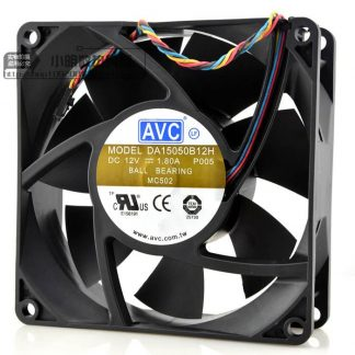 AVC DESA0938B2M P001 DC12V 0.75A Server Square Fan 4-wire 92x92x38mm computer case pc cooling fans
