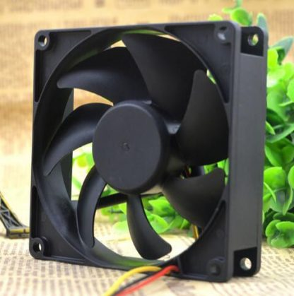 SUNON EE92251B1-0000-G99 92*92*25mm 9cm DC 12V 2.0W 3-wire cooling fan