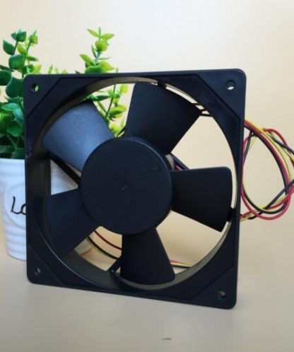 SUNON KDE1212PTB1-6A DC 12V 5.4W 125 12CM 3-wire Dual Ball Cooling Cooling Fan