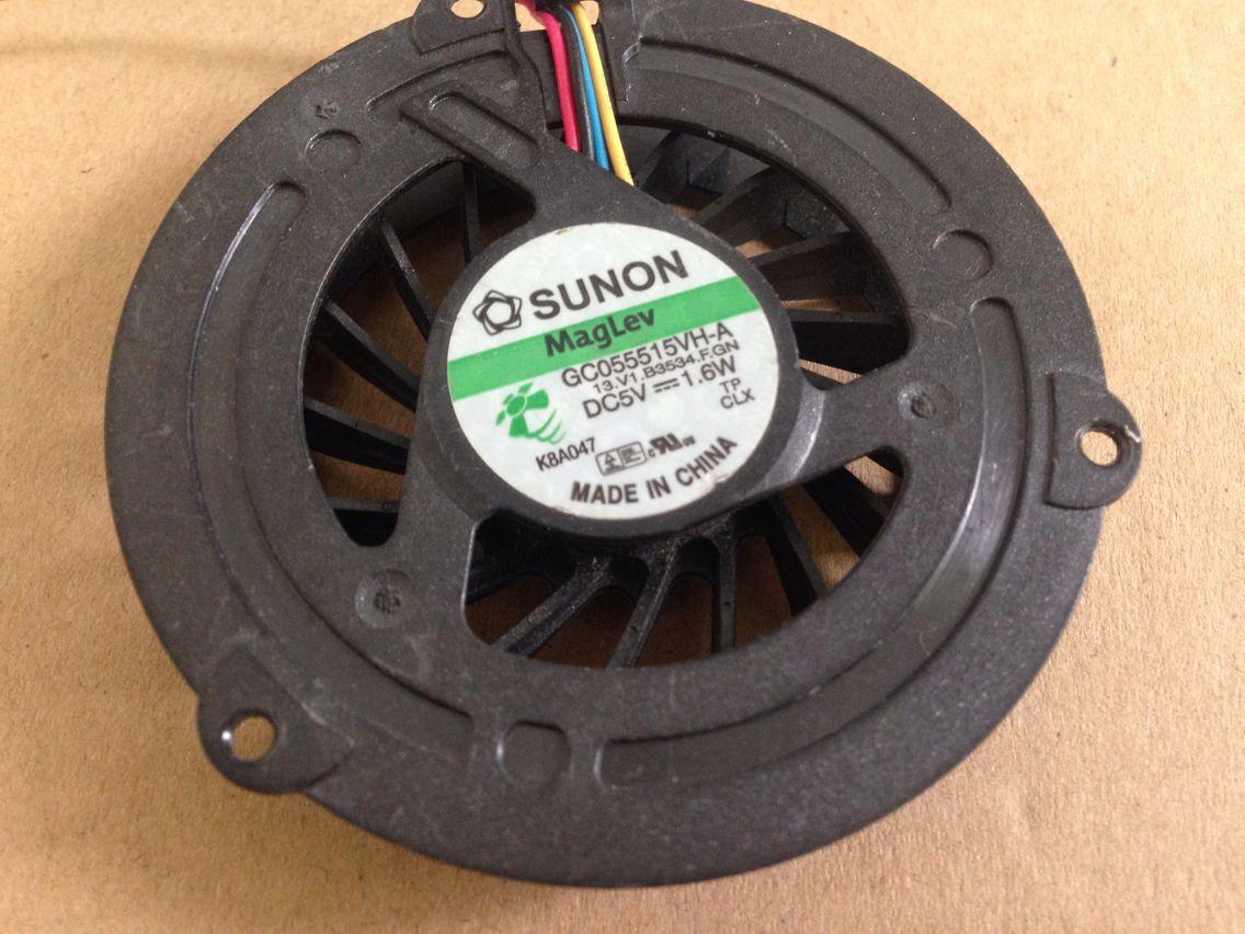SUNON GC055515VH-A ventoinha de refrigeração 13.V1.B3534.F.GN laptop