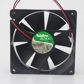 9025 12V 0.50A inverter cooling fan M34709-55 double ball bearing 2 lines
