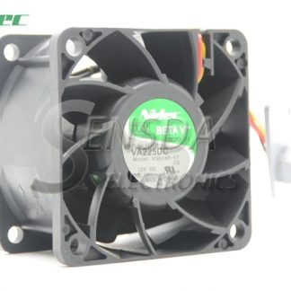 Original Nidec VA225DC V35140-57 6038 60*60*38 12V 1.1A For DL380 G2 server inverter cooling fan