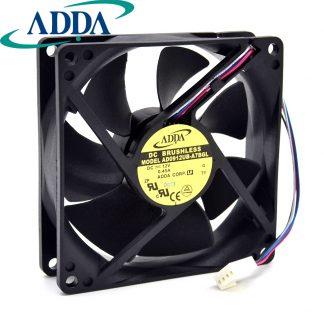 New 12025 12 12CM winds of fan 12V 0.5A AD1212UB-A71GL 120*120*25mm