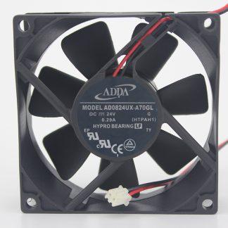8025 24V 0.29A AD0824UX-A70GL 8CM / cm inverter cooling fan