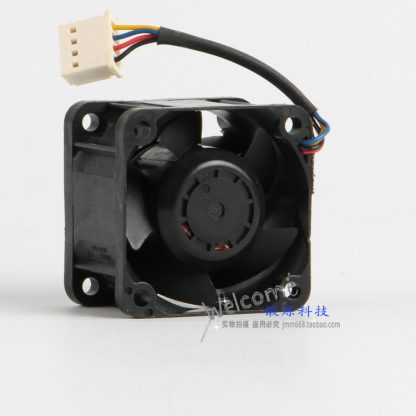 Free Shipping For Nidec V40S12BS4A5-57T09 DC 12V 0.73A 4-wire 4-pin connector 50mm 40x40x28mm Server Square Cooling Fan