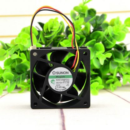 Wholesale: original SUNON KDE16PTV1 6025 12V 1.8W 2 wire converter power fan
