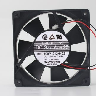 125 12V 0.45A 12CM industrial control silent cooling fan 109P1212h402
