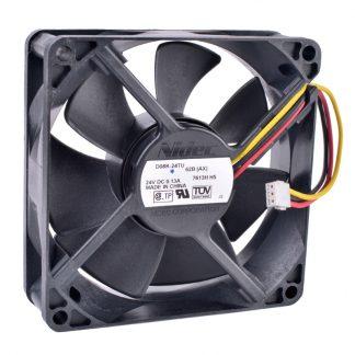 COOLING REVOLUTION D08K-24TU 62B(AX) 8cm 8025 80mm fan 24V 0.13A Inverter server cooling fan