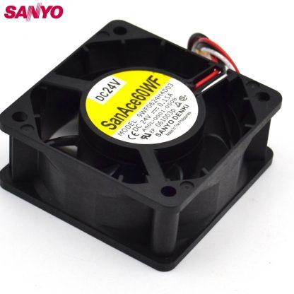 1pcs orginal Waterproof 9WF0624H4D03 6025 24V 0.15A For FANUC Original cooling industrial cooling fan