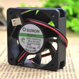 SUNON 5015 5CM 5CM Maglev silence 0.5W KDE1205PHV3 cooling fan 50X50X15MM