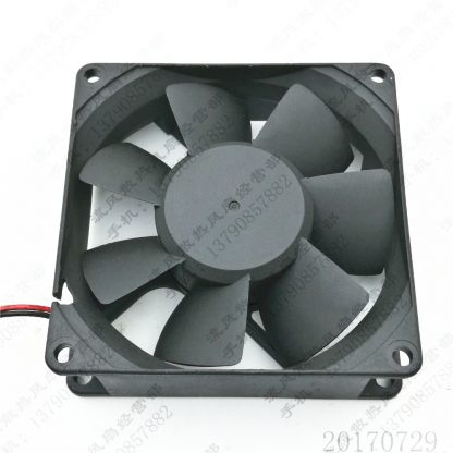SUNON KD18PTS1-6 Server Square Fan DC 12V 2.6W 80x80x25mm 2-wire