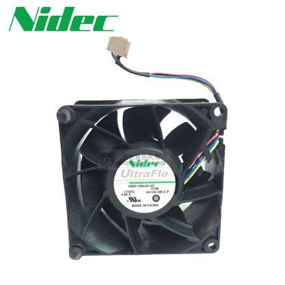 Free shipping original Nidec New 8038 12V 2.84A V80E12BUA7-07 8cm fan winds of violence 80*80*38mm