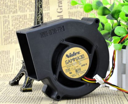 NIDEC 9733 DC12V 1.7A A34710-58 three line super air fan blower switch