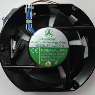 New Original Bi-sonic 6C-230HBC 17251AC220V computer running fan fan 172 * 150 * 51MM