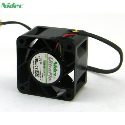 Original NIDEC W40S12BS4A5-07 4CM 40mm 40*40*28mm 4*4cm 4028 12V 0.73A PC Case Server Inverter Cooling Fan