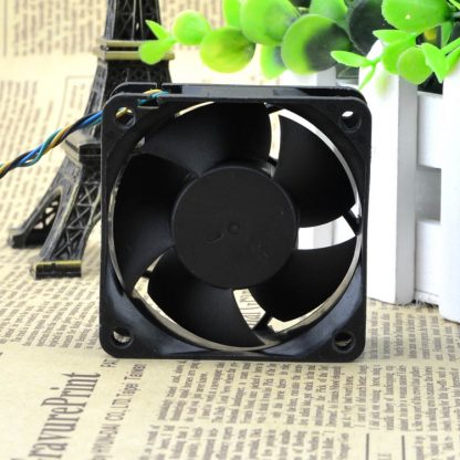 New original 6025 12V 0.26A four-wire PWM speed control DS06025R12UP005 cooling fan