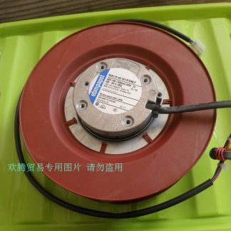 Original EBM PAPST RER175-42/18/19TDMLP 48vDC 1350mA 65W vortex blower cooling fan
