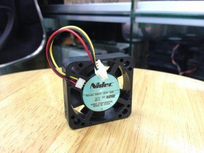 Wholesale NIDEC D04X-12TH DC 12V 0.06A 4010 40x40x10mm 4cm 3 lines speed mute CPU fan