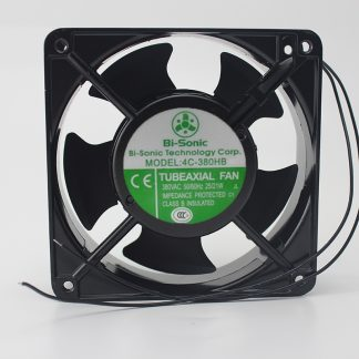 4C-380HB for Bi-Sonic AC380V cooling fan 12cm double ball bearing