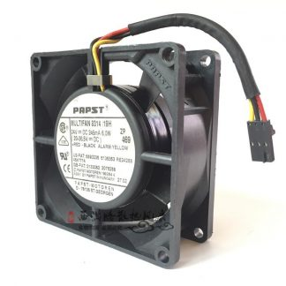 New original EBM-papst8314 / 19H DC24V 0.25A 6W 8032 80 * 80 * 32MM 3-wire inverter cooling fan