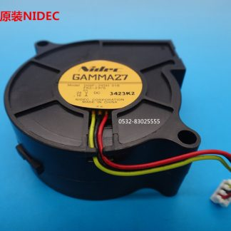 New Original for NIDEC 7530 GAMMA27 D06F-24SH 24V 0.16A Blower cooling fan