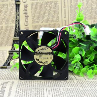 FOR ADDA AD0812XB-A73GP 80*80*25mm 3pin 12V 0.55A cooling fan 4000RPM