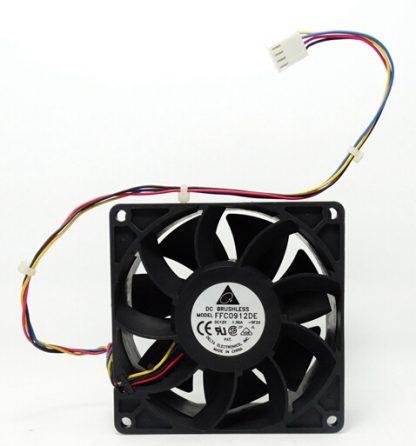 Delta FFC0912DE 90*90*38 12V 1.50A 9CM genuine strong cooling fan fan industry
