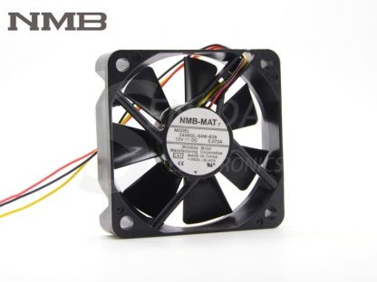 "NMB 2406GL-04W-B29 TV HL50A650C1FXZA DMD Fan w/ 17"" wire PT-44LCX65 cooling fan"