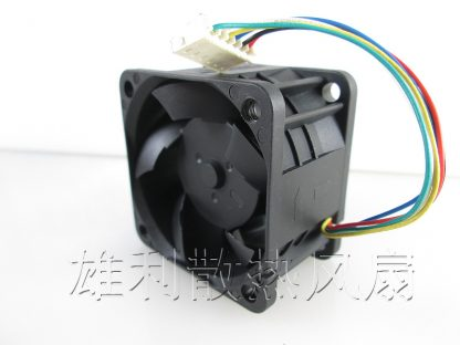 Free delivery.5032 5cm fan 12V 1.00A temperature control TFB0512EHF 6-wire fan