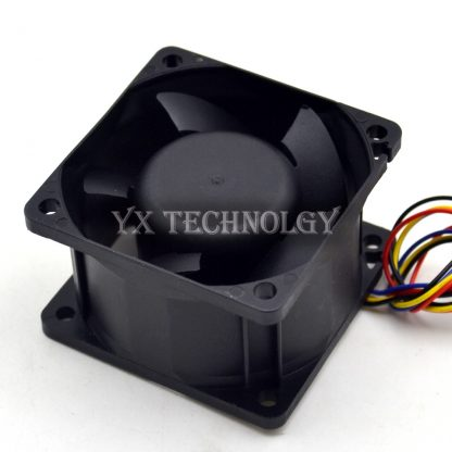 AVC New 6038 cm fan 6CM6 wind capacity fan 12V 2.4A DB06038B12H 60*60*38mm