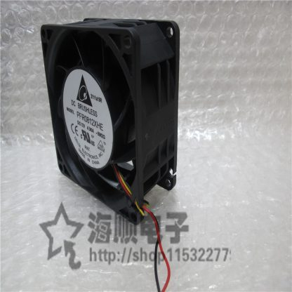 new Original 8038 dc12v 8cm super car booster violent fan 4.9A PFR0812XHE 13000 for Delta 80*80*38mm