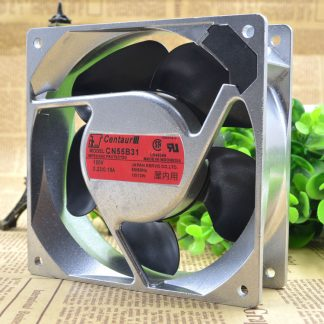 Free Delivery.CN55B31 100 15 w 12 cm 138 v ac Double ball bearing fan