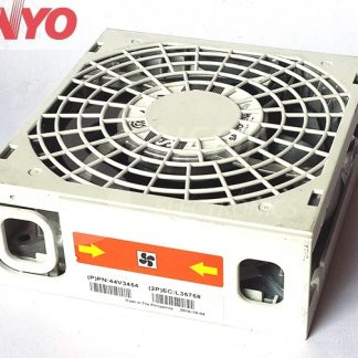 Sanyo 9SG1212P1G03 (P) PN:44V3454 (2P) EC:L3575B 12038 12cm DC 12V 4A server inverter axial blower cooling fans