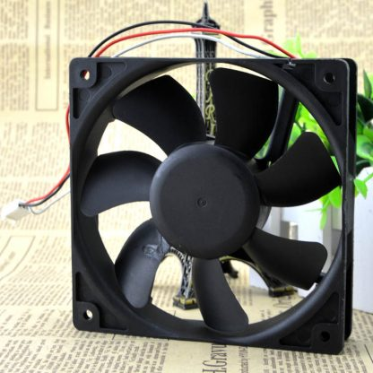 New original F1225B12H 12V 0.45A 12cm 125 Double Ball Cooling fan chassis